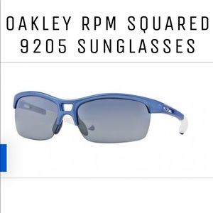 Oakley Rpm Sunglasses